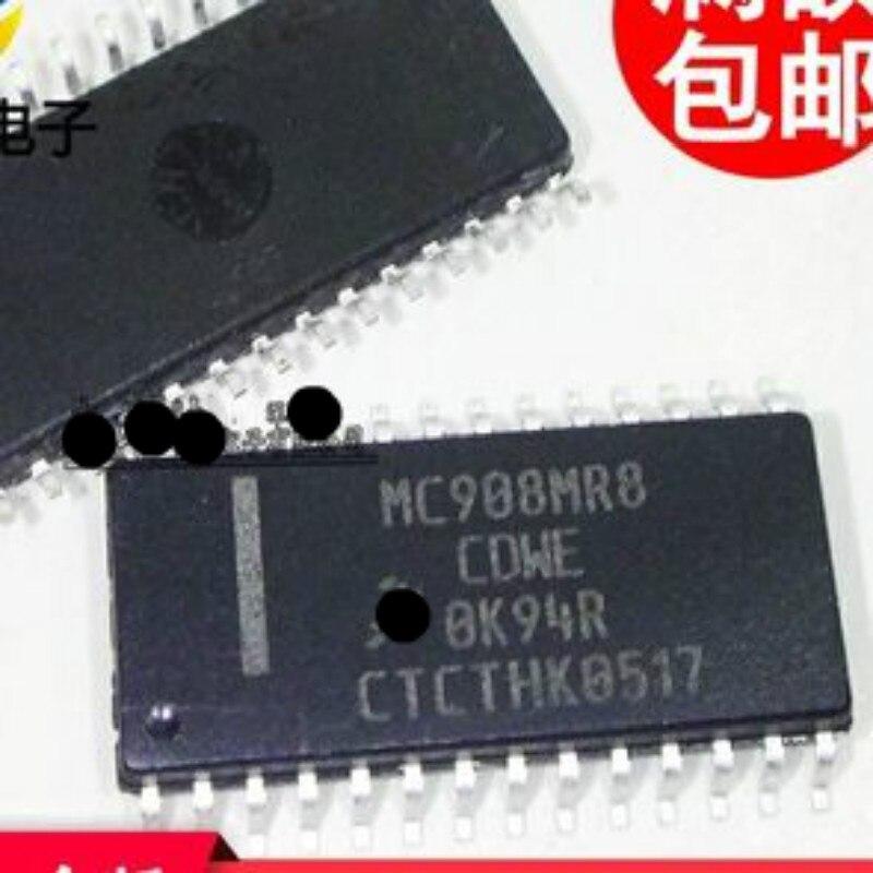 Free Shipping 3PCS/LOT  In Stock   MC908MR8CDWE MC908MR8 CDWE Sop-8 New