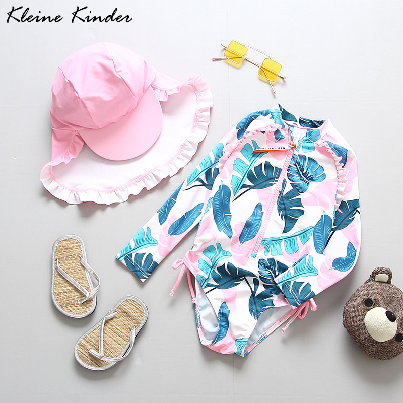 Купальник для маленьких девочек детские купальные костюмы с