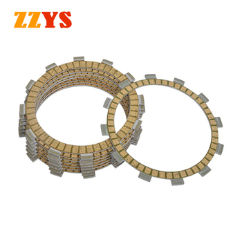 Clutch Friction Plate Set  for Hyosung TE450 Rapier TE 450 GT650 GT650S GT650R GT650i GV650 Aquila i ST700 ST700I GT GV 650