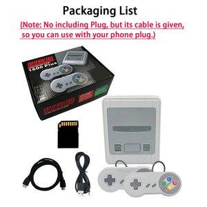 Image 5 - 4K 64bit HD dla Arcade Mini konsola do gier TV wideo Retro wbudowana 1600 Plus gry przenośna konsola do gier zapisz postęp gry prezent