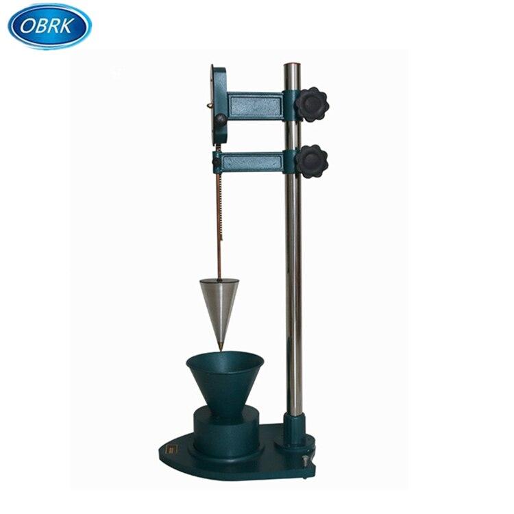 Test Cone Mortar Penetrometer Consistometer Cement Mortar Consistometer For Selling