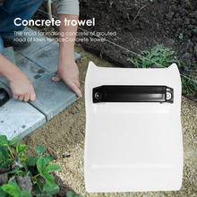 Concrete Trowel Plastering Tools Grout Float Tiling Tool Skimming Trowel Tile Flooring for Dust Powder Mixing Supplies