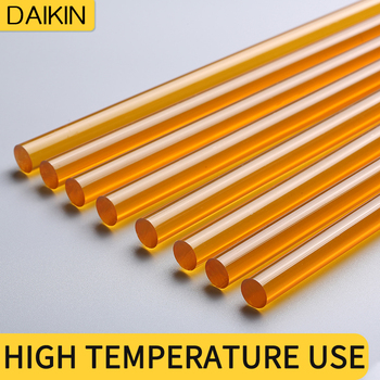 High temperature resistant to 130 ℃ hot melt adhesive rod, electronic flame retardant insulation special adhesive strip 11mm, 500 degrees heat insulation gloves high temperature resistant gloves to hot flame retardant aluminum foil meta aramid fire luvas