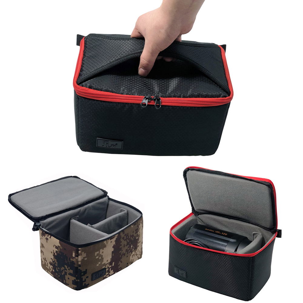 Projector Bag Case for XGIMI play X Z5 CC KK G03V G02V XJ03V Halo Mini Mogo pro JmGO J6 J6S V8 Projective pouch shockproof image