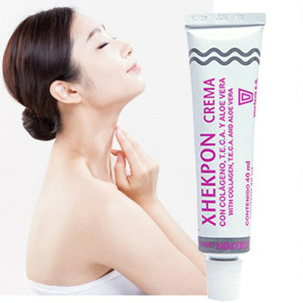 Neckline Cream Face And Neck Cream Postpartum Wrinkle Smooth Anti Aging Whitening Firming Cream 40ml