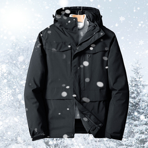 90% White Duck Down 2020 jacket men -30 degrees Snow Waterproof brand clothing Long warm Thick coat Male Witner Jackets For Man
