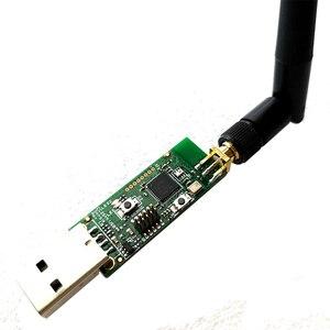 Беспроводная плата Zigbee CC2531 Sniffer, анализатор Packet Protocol, модуль Bluetooth с антенной, USB интерфейс Dongle Capture
