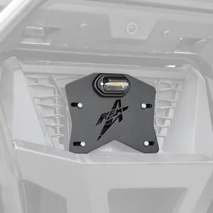 Image 2 - UTV Đa Năng Sau Biển Gắn Giá Đỡ Cho Polaris RZR Ranger 800 900 1000 XP Cho Có Thể Am Maverick x3 Hậu Vệ Cho Cfmoto
