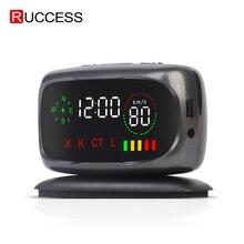 Ruccess S800 Auto Radar Detector Gps Anti Radar Auto Speed Detectoren Voor Rusland X K Ct L Strelka Alarmsysteem