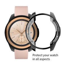 1 шт Тонкий чехол для часов samsung galaxy watch s4 полноэкранная