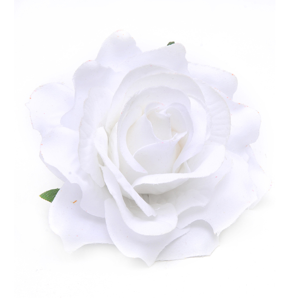 Women Party Dress Hairpin Rose Satin Flower Bridal Accessories Fashion Decoration Wedding Clip Gift Headwear  Brooch