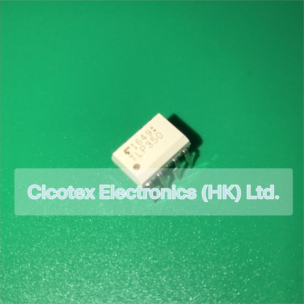 10pcs/lot TLP350 F DIP-8 TLP350F TLP 350 OPTOISO 3.75KV 1CH GATE DVR 8DIP TLP350(F) TIP350(China)