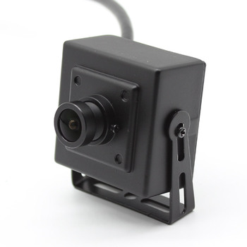 Mini HD Starlight 1080P AHD CVI TVI CVBs 4in1 CCTV camera Sony NVP2441+IMX307 IMX322 black light Security box