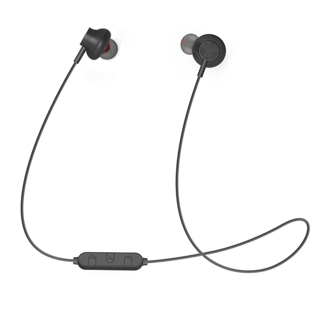 BT-08 Handfree Wireless Neckband Sport Bluetooth 4.2 Headset Stereo Headphone Earphone In-Ear for Sports Running