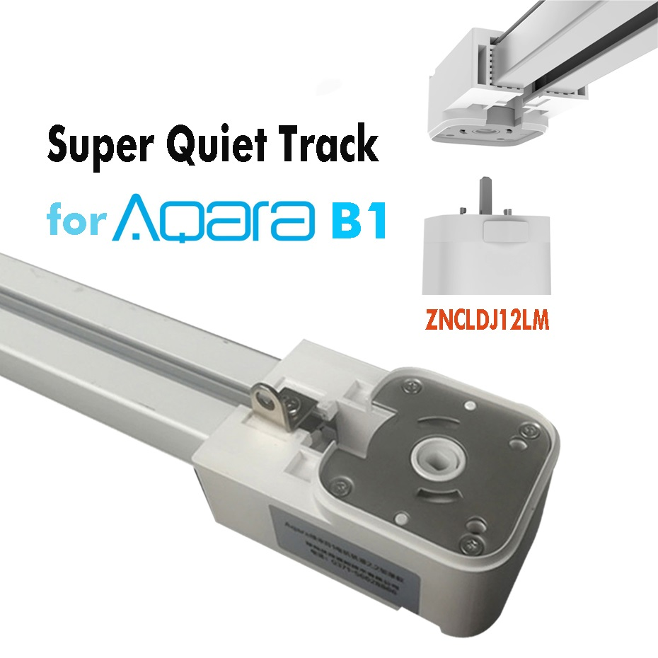 Aqara B1 Motor Curtain Track Electric Smart Curtain Rails Control System Customize For Aqara B1 Smart  Curtain Motor