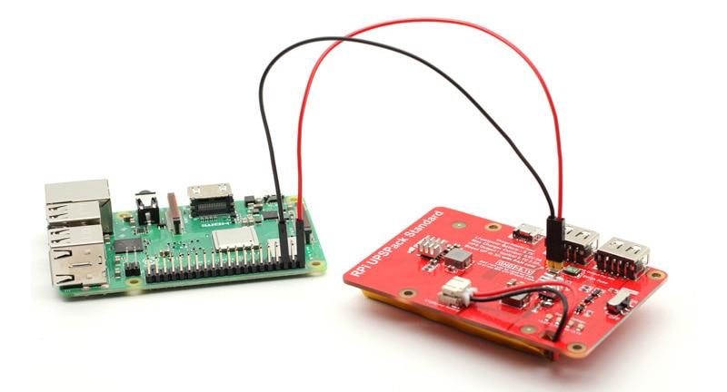 lítio placa para raspberry pi 3b + 3b 4b