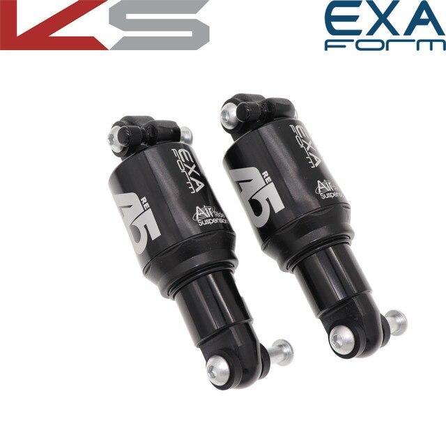 Амортизатор пневматический Exa form A5 RE RR1 складной для горного велосипеда MTB, горный, горный, Kindshock 125 150 мм air room850 1