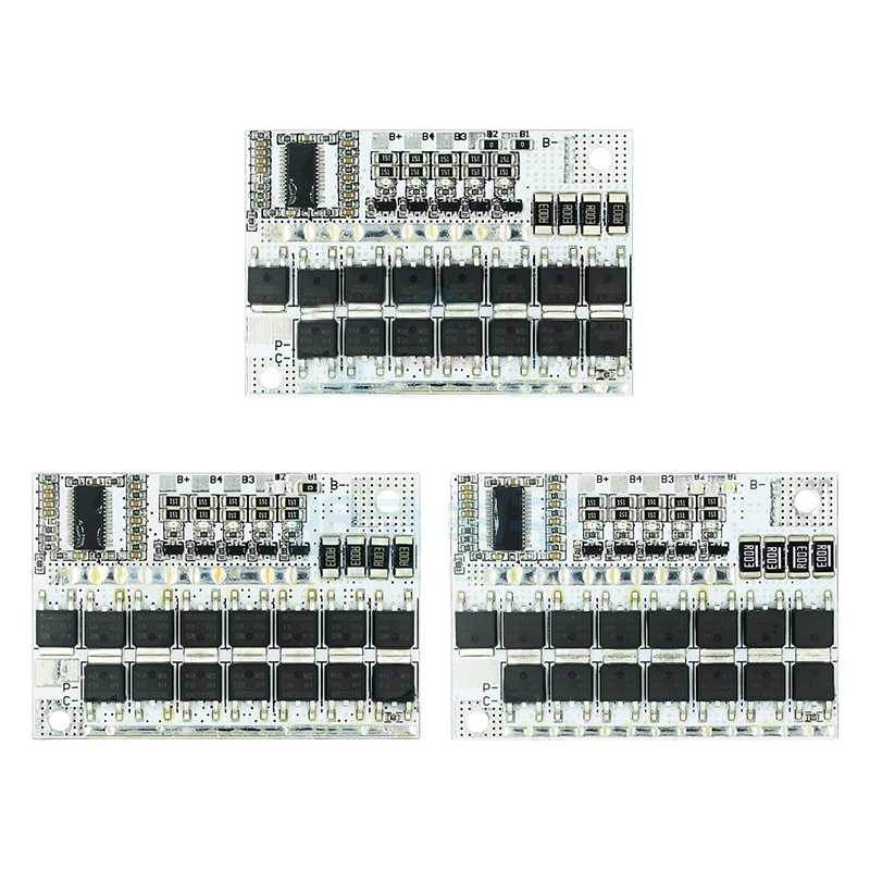 3s/4s/5s Bms 12v 16,8 v 3,2 v/3,7 v 100a Li-Ion Lmo Ternary литиевая батарея Защитная печатная плата литий-полимерный баланс зарядки