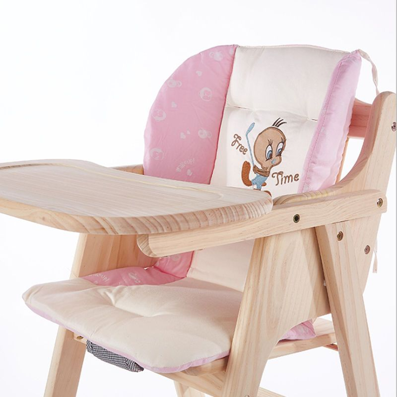 Baby Stroller Cushion Dining Chair Cushion Cotton Warm Widened Cushion Soft Pad Thickened Universal Car Pad Cotton Pad