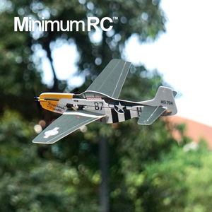 MinimumRC P-51 Mustang RC airp