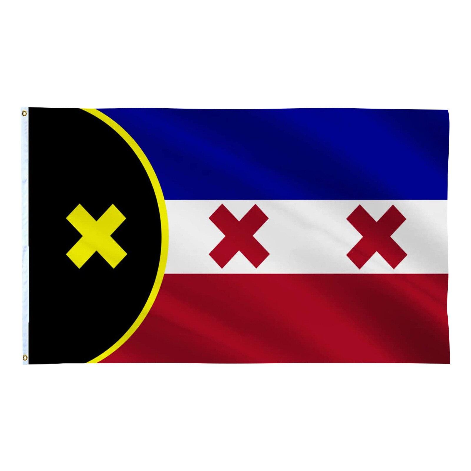 L'manberg 90x150 см 2021 мечта Европейский флаг из полиэстера красивые яркие Цвета закругленные петлицы-стойкость к выцветанию Lmanburg