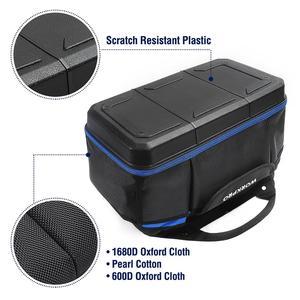 "Image 3 - WORKPRO 15"" Tool Storage Bag Wide Mouth tool kit bag 1680D Waterproof large capacity tool organizer"