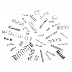 10Pcs Stainless Steel Compression Spring Wire Diameter 0.4mm Return Spring small Springs Spiral spring ressort 5mm 10mm 20mm 30