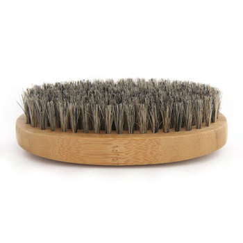 2020 nowa naturalna szczotka do brody Hemu dla mężczyzn bambusowy masaż twarzy który działa cuda aby rozczesać brody i wąsy tanie i dobre opinie 20mm 110 v (不含)-220 v (不含) Pędzel do golenia Suche i Akumulator 12 1x5 8x3 3cm 10 8x5 3x3 2cm 12 5x5 8x3 4cm 10 5x5 5x3 5cm