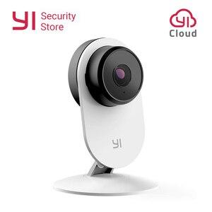 Домашняя камера YI 1080P с питанием от AI, система безопасности, домашняя камера, магнитный стенд, обнаружение человека, 2-стороннее Аудио облако