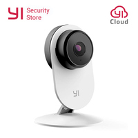 YI 1080P Home Camera 3 AI Powered Security Surveillance System Indoor House Cam Magnetic Stand Human Detection 2 Way Audio Cloud