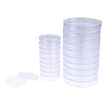 10Pcs Polystyreen Steriele Petri Bacteriën Schotel Laboratorium Medische Supply Diameter Maten: 100 Mm(China)