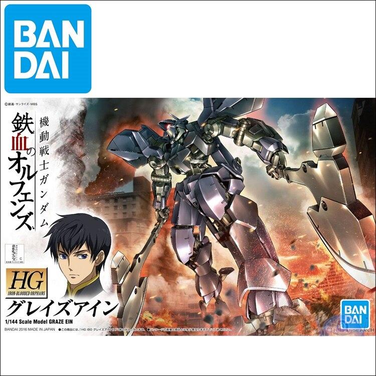 Original Modell HG 1/144 GUNDAM Weiden Ein Mobile Suit Gundam EISEN-BLOODED WAISEN Kinder Spielzeug