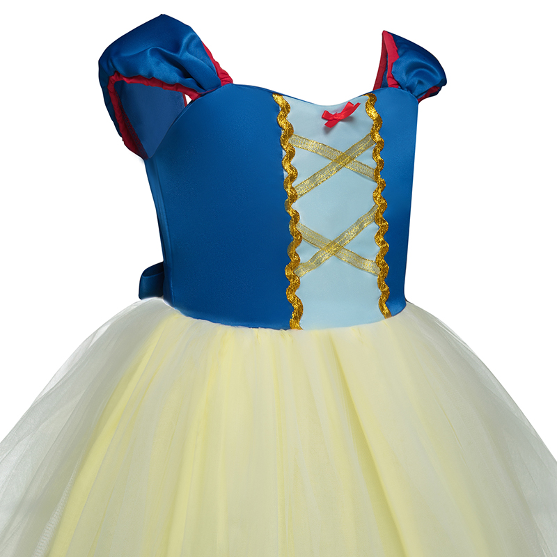 Ha487e537a6cc430e8d55136b915eb443C Infant Baby Girls Rapunzel Sofia Princess Costume Halloween Cosplay Clothes Toddler Party Role-play Kids Fancy Dresses For Girls