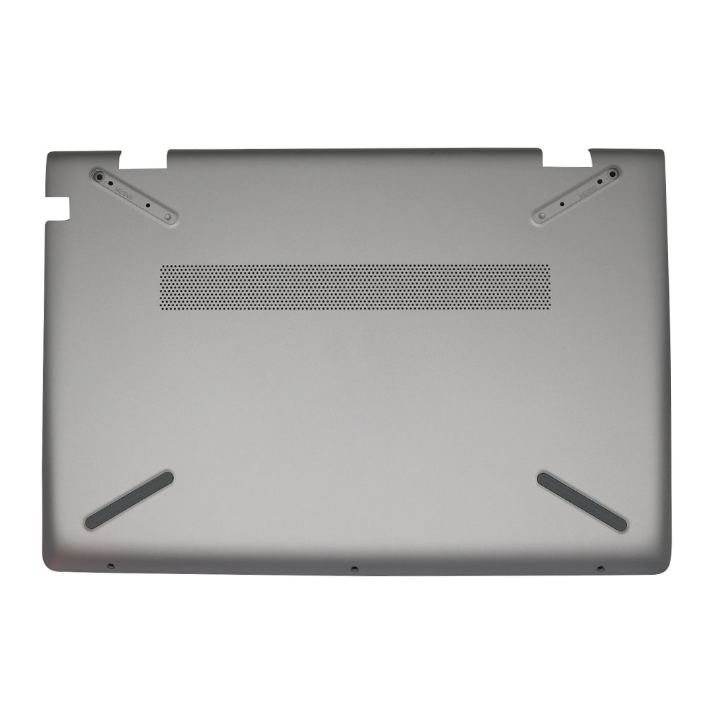 with Glue Card Black Bottom Cover for HP Chromebook 14 G4