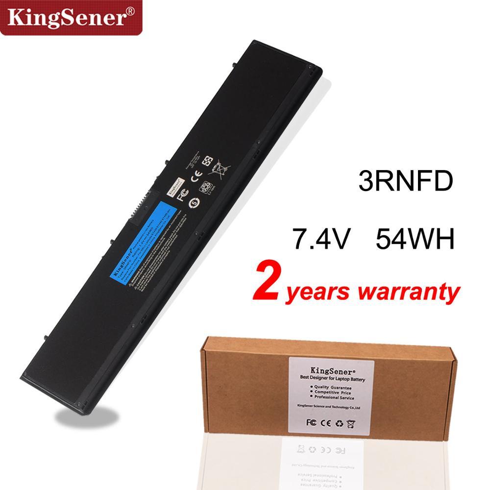 KingSener 7.4V 54WH New 3RNFD Laptop Battery For DELL Latitude E7420 E7440 E7450 3RNFD V8XN3 G95J5 34GKR 0909H5 0G95J5 5K1GW