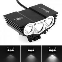 Solarstorm U2 자전거 라이트 2400Lm XM-L LED 4 모드 자전거 프론트 헤드 라이트