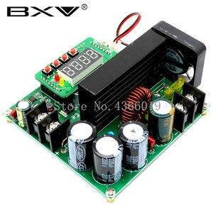 B900W wejście 8-60V do 10-120V 900W DC konwerter wysokiej precyzyjne sterowania LED zwiększyć konwerter DIY transformator napięcia regulatora modułu