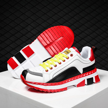 Fashion Men's Casual Shoes High Quality Light Breathable