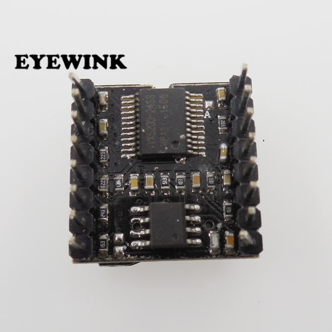 Image 2 - 50pcs Mini MP3 Player Module TF Card U Disk Mini MP3 Player Audio Voice Module Board For Arduino DF Play Wholesale-in Integrated Circuits from Electronic Components & Supplies