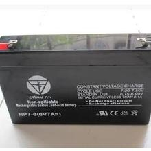 6V 7AH свинцово-кислотная аккумуляторная батарея Детский Электрический аккумулятор машины vrla батарея