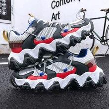 Fashion Mens Casual Shoes Sneaker Men Trainers Breathable Walking Shoes Tenis Wholesale Zapatillas H