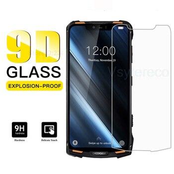 Перейти на Алиэкспресс и купить Закаленное стекло Для Doogee S40 S66 S60 S70 S80 S90 C Pro Lite Защитное стекло для экрана на Doogee N10 Y7 N20 Y8 Y8C стекло