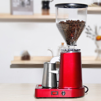 Coffee Grinder Household Electric Coffee Bean Grinding Machine Commercial Coffee Mill coffee pulper machine fresh coffee bean peeling machine price