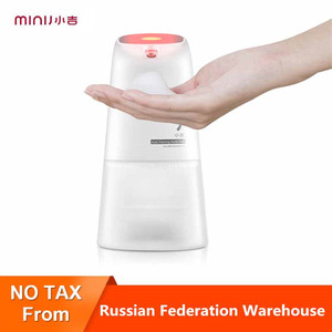 Image 5 - Xiaomi Mijia Auto Induction Foaming Hand Wash Washer Automatic Soap Dispenser 0.25s Infrared induction For Baby and Family