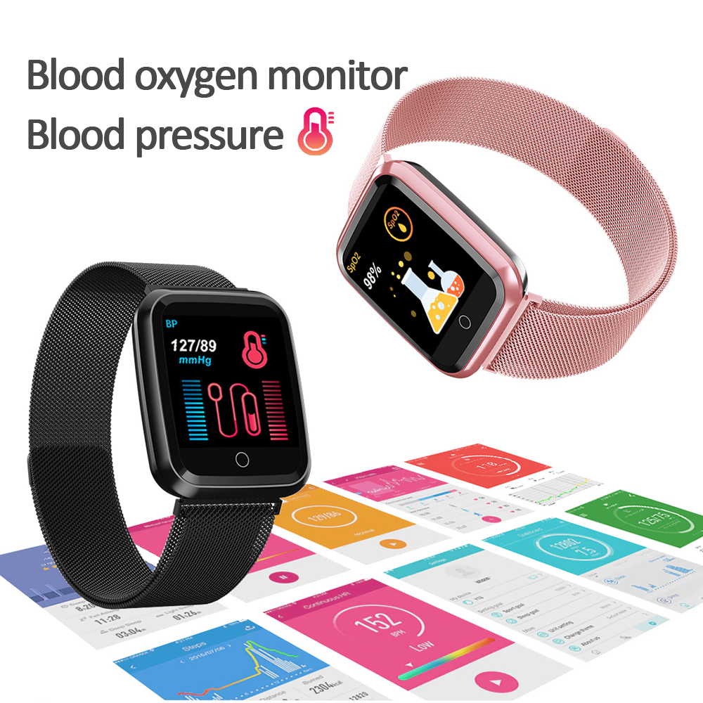 DAROBO N99 Sport and Heart rate monitor Smart watch with Waterproof Blood pressure monitor for men women available in Android IOS 2