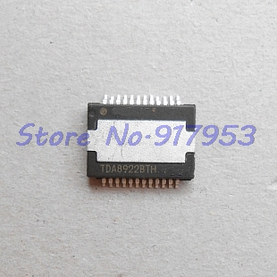 5pcs/lot TDA8922BTH TDA8922TH TDA8922 TDA8922CTH HSOP24 In Stock