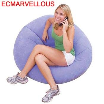 Moveis Puff Para Sillon Pouf Moderne Zitzak Moderna Set Furniture Mobilya Mueble De Sala Couches For Living Room Inflatable Sofa
