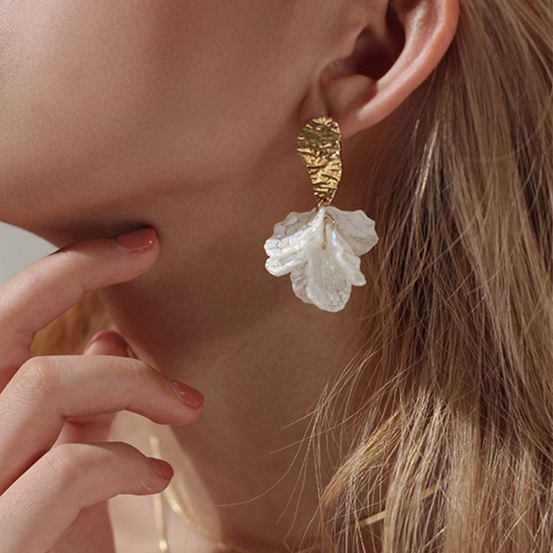 Tocona Korean Fashion Geometric <font><b>Flower</b></font> Drop <font><b>Earrings</b></font> <font><b>for</b></font> <font><b>Women</b></font> <font><b>2019</b></font> New <font><b>Statement</b></font> Pendientes Vintage Jewelry <font><b>Earrings</b></font> 8239 image