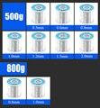 500/800g оловянный припой проволочный вывод канифольное Ядро пайки 2.2% Flux катушка трубки 0,5/0,6/0,8/1,0/1,2/1,5/2,0 мм