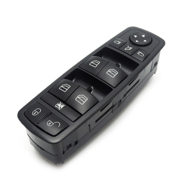 DWCX Car Power Master Control Window Lock Switch Fit For Mercedes Benz A-Class W169 B-Class W245 A1698206710 <font><b>1698206710</b></font> image